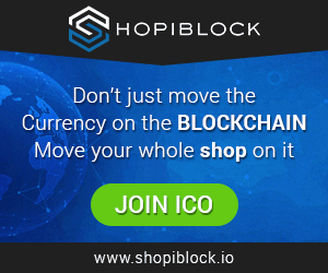 Shopiblock Announce Pre ICO Launching Date