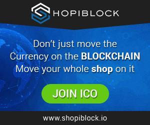 Shopiblock Announce Pre ICO Launching Date